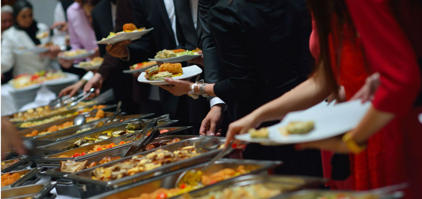 Catering...
